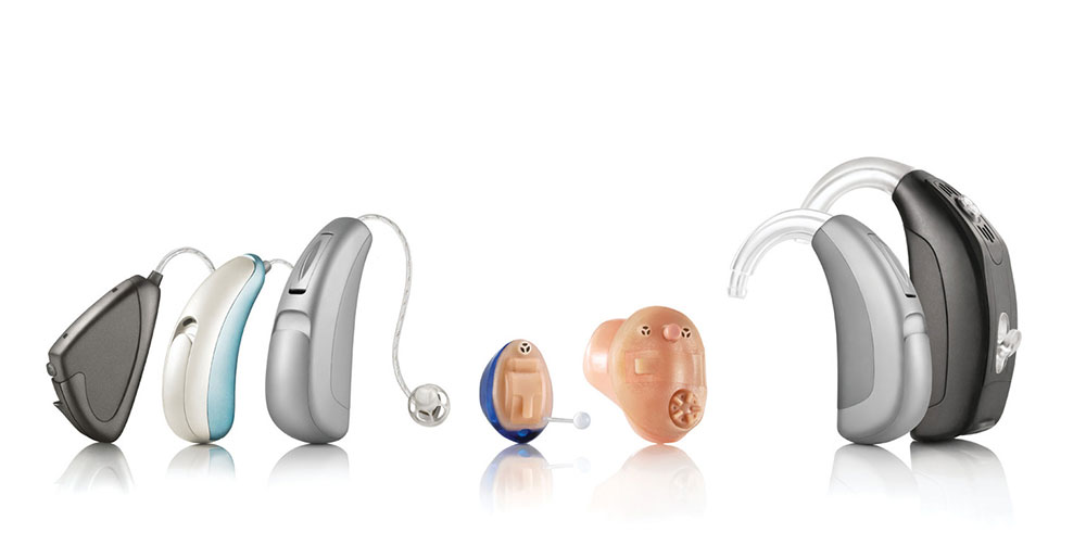 Unitron hoortoestel gehoorapparaat